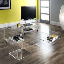 Acrylic Side Table Ikea Clear Acrylic Coffee Table Ikea Clear Acrylic Side Table Canada Image Of Cube Acrylic Nesting Tables Small Clear Acrylic Side Table Jpg