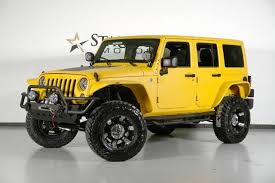 yellow jeep wrangler unlimited 2012 jeep wrangler unlimited 24s pkg prepare bug out
