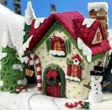 100 seasonal home decorations bucilla seasonal felt bucilla mary s snow cottage felt 3d christmas home decor kit