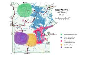 At T Coverage Map Alaska by Despite Promises Yellowstone Backcountry Blanketed With Cell