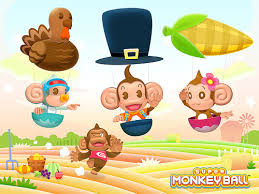 sega monkey thanksgiving wallpapers