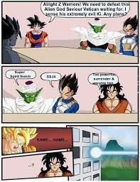 Thrown Out Window Meme - dammit yamcha thrown out of window meme dbz version quickmeme