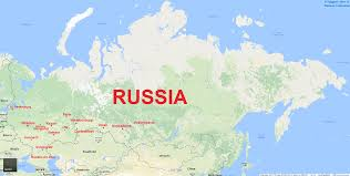 Ural River On World Map by How Many Russian Cities Have Over 1 Million Population 15 Biggest