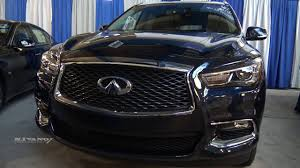 2018 infiniti qx60 prices in 2018 infiniti qx60 3 5t awd exterior and interior walkaround