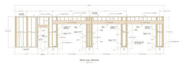 garage doors garage door dimensions for truck commercial