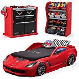 Ferrari Bed Amazon Com Childrens Black White Red Ferrari 458 Italia Style