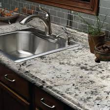 home depot kitchen cabinet tops hton bay 10 ft white laminate countertop with wrap