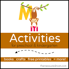 thanksgiving curriculum preschool letter m crafts for preschoolers the measured mom