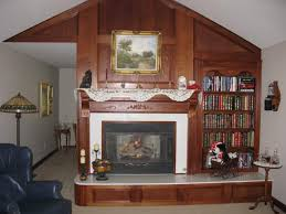 Fireplace Mantels With Bookcases Fireplace Mantel And Surrounds For Modern Homes Decor Crave