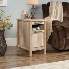 sauder coffee and end tables cannery bridge side table 420337 sauder