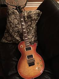 fs gibson les paul traditional pro 2 floyd rose fractal audio