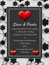 best online wedding invitations wedding invitation card to friends inspirational free online