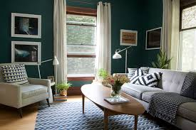 teal livingroom teal and white living room modern house