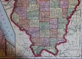 Railroad Map Railroad Maps Williamson County Illinois Historical Society