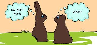 easter chocolate bunny what does your bunny style say about you positive