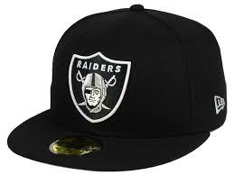 nw era oakland raiders new era nfl team basic 59fifty cap lids