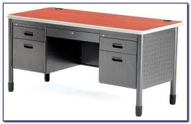 metal office desk with locking drawers fair 20 office desk with locking drawers design ideas of office