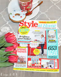 inspiration for the new season by style at home magazine