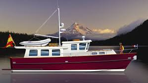 trawler yachts trawlers passagemakers liveaboard trawlers steel