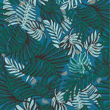 Removable Wallpaper Tiles by Aja Removable Wallpaper Tiles Teal U2013 The Jungalow