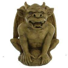 gargoyles dragons garden statues ornaments ebay