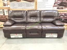 pulaski leather sofa costco awesome pulaski furniture leather reclining sofa model155 2475 401