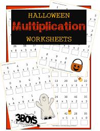 4 best images of halloween worksheets printables free printable