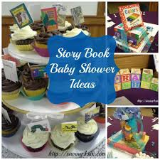storybook themed baby shower storybook baby shower ideas