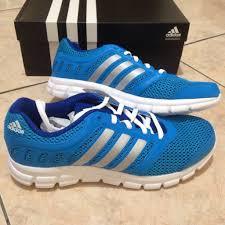 Sepatu Adidas Kets jual adidas 101 2 biru size 40 2 3 sepatu kets olahraga