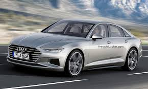 generation audi a6 audi a6 expertly rendered gtspirit