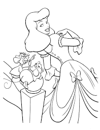 cinderella 10 coloringcolor com