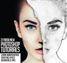 turn a photo into a pencil sketch in photoshop tutorial in this