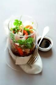 cuisiner les germes de soja recette salade de germes de soja aux saveurs marines larousse