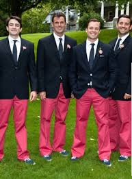 what do men wear to a wedding real men wear pink truly engaging wedding