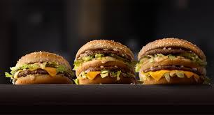 big mac jacked mcdonald u0027s iconic burger now bigger and smaller