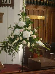 church flower arrangements wedding church flower arrangement elaine blainey flickr