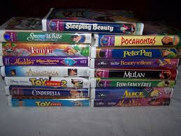 Thanksgiving Disney Movies 150 Best Vhs Dvd Collection Images On Pinterest Disney Cruise