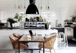 d馗o cuisine ouverte deco cuisine ouverte cuisine ouverte avec ilot deco maison