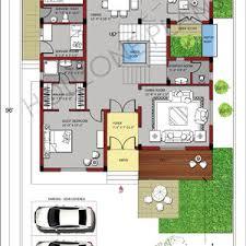 east facing duplex house floor plans modern house plans duplex plan best 4 bedroom 2 car garage single
