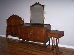 Antique Bed Sets Paine Furniture Antique Bedroom Set Ebay