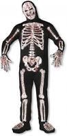 Skeleton Costume Bloody 3d Skeleton Costume Skeleton Costume Costume In 3d