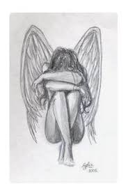 pencil drawings of angels and demons google search drawings