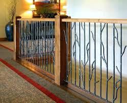 lowes banisters and railings interior glass stair railing kits mastercomorga com