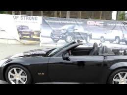 2005 cadillac xlr convertible used 2005 cadillac xlr hardtop convertible for sale in salmon arm