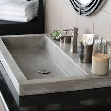 bathroom trough sink home design wonderful trough sinks for bathrooms sink bathroom