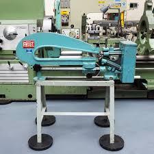 frost type 283 manual circle cutter fabrication machinery