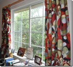 Curtains For Drafty Windows How To Create An Insulated Beautiful Curtain For Drafty Areas