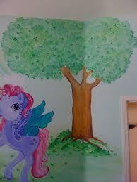 murals for children tree mural