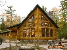 Hamill Creek Timber Homes Sugarloaf Inspiration For Building A Dream Cabin Upper Peninsula Log