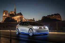 volkswagen electric concept pursuit of volkswagen all electric i d coming in 2020 pursuitist